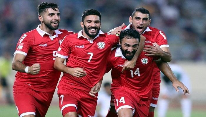 نتيجة مباراة سوريا ولبنان في تصفيات كأس العالم