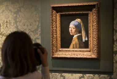 أشهر عشر لوحات فنية في العالم - اللوحات التي تصدرت نتائج البحث في أنحاء العالم على مدار السنوات الخمس الماضية - اللوحات الأكثر شهرة